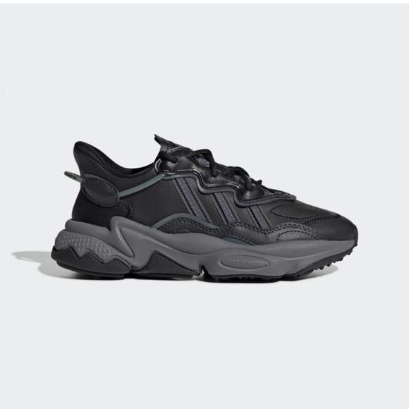 Adidas Ozweego Black Women Size 5.5 NWT